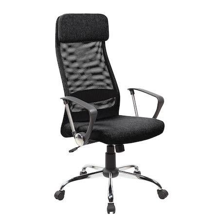 Kring Klaus Ergonomikus irodai szék, Fekete