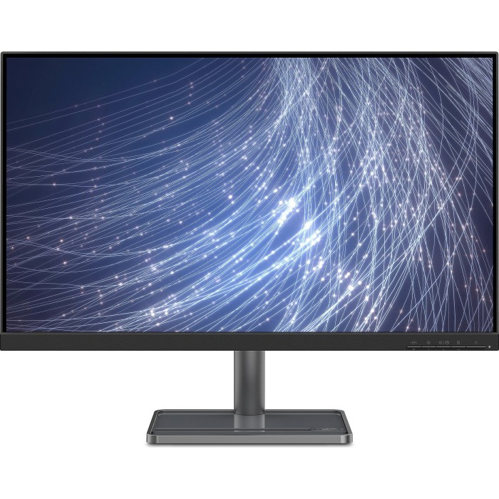 "Fotografie Monitor LED IPS Lenovo 27"", Full HD, HDMI, FreeSync, Vesa, Negru, L27i-30"