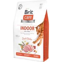Суха храна за котки Brit Care GF, Anti-Stress, 2 кг