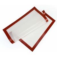 Подложка за печене Okserta, Фибростъкло и силикон, 40x30см