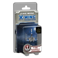 Star Wars X-Wing: T-70 X-szárnyú kiegészítő (magyar nyelvű) társasjáték