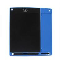 Детски LCD таблет NUBI eWriter, 8,5 Inch, за рисуване, чертане, писане, Син