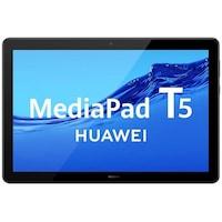 Таблет Huawei MediaPad T5, 10.1, 4G, 2GB RAM, 32GB, Черен