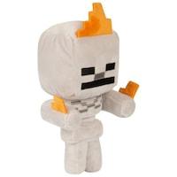 Minecraft Plüss játék, Happy Explorer, Skeleton on Fire, 3 éves kortól