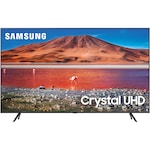Samsung UE43TU7042KXXH Smart LED Televízió, 108 cm, 4K Ultra HD, Crystal UHD