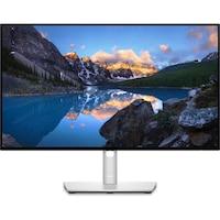"""Монитор LED IPS Dell UltraSharp 23.8"""", Full HD, DisplayPort, USB-C, Vesa, Черен"""