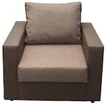 Kring Nova Kihúzható fotel, 95x80x85cm, Barna