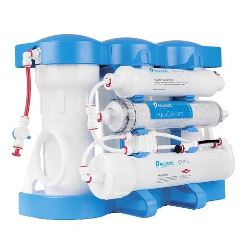 Fotografie Sistem cu osmoza inversa Ecosoft P'URE 6-50 Aquacalcium, minerale si calciu