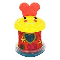 Бебешка играчка Playskool Разгъващ се Пумпал, Жълт, 314478-1