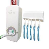 Дозатор за паста за зъби с поставка за четки Verk Group