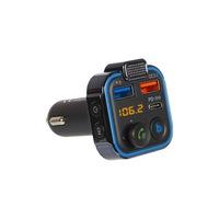 Bluetooth FM Transzmitter telefon kihangosítóval