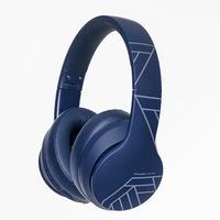 PowerLocus P6 Bluetooth fejhallgató, 20 óralejátszási idő, Bluetooth 5.0, Érintésérzékelő gomb, vezeték nélküli, fül köré illeszkedő, összehajtható, Kék