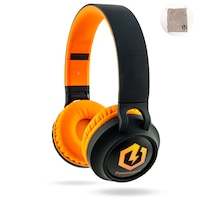 PowerLocus Non Buddy Bluetooth fejhallgató, ,vezeték nélküli fül köré illeszkedő összehajtható