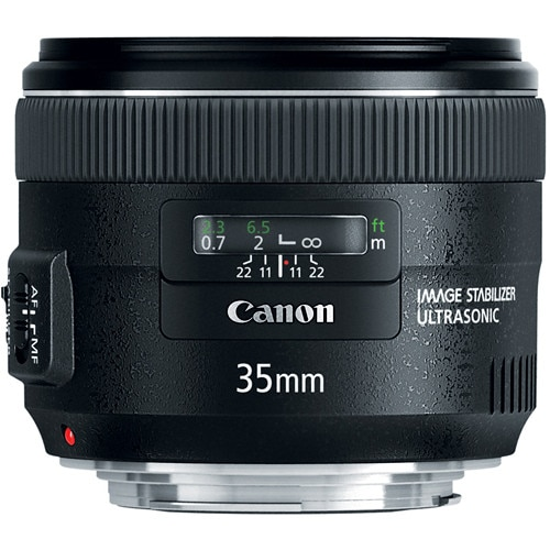 Fotografie Obiectiv foto Canon EF 35mm 2.0 IS USM