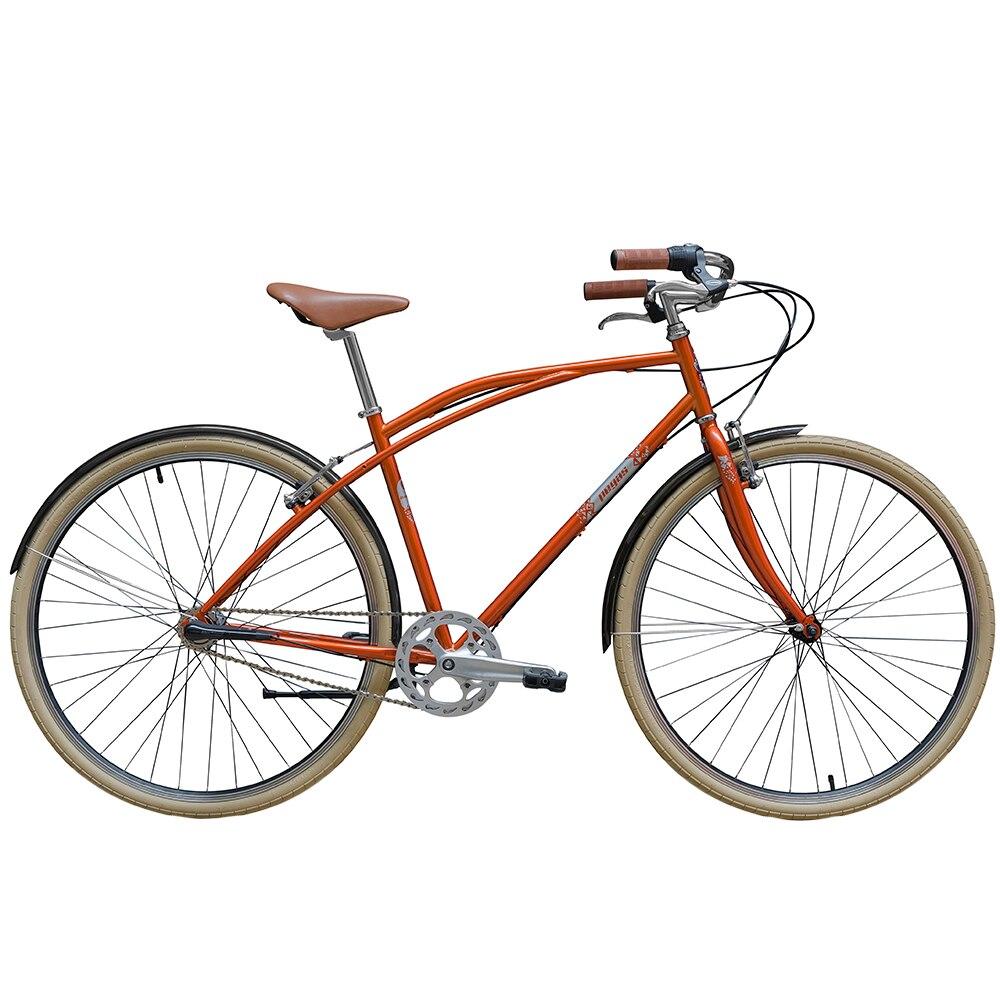 Fotografie Bicicleta Pegas Magistral, cadru 22'', 3 viteze, Cupru Nefiltrat