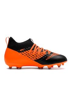 Puma, Футболни обувки Future 2.3 Netfit, Оранжев/Черен