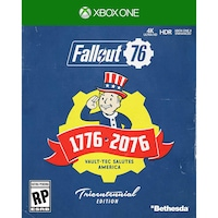 Fallout 76 Tricentennial Edition Xbox One Játékszoftver