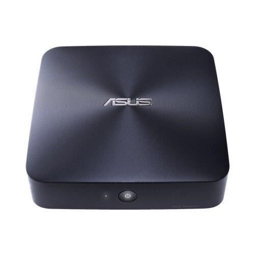 Fotografie Mini PC ASUS UN65-M023M cu procesor Intel Core i3-6100U 2.3GHz Skylake™, Intel HD Graphics, Free DOS, Midnight Blue