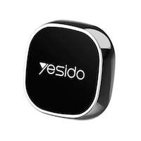 Yesido Autós tartó telefonhoz, műszerfal, mágneses, fekete