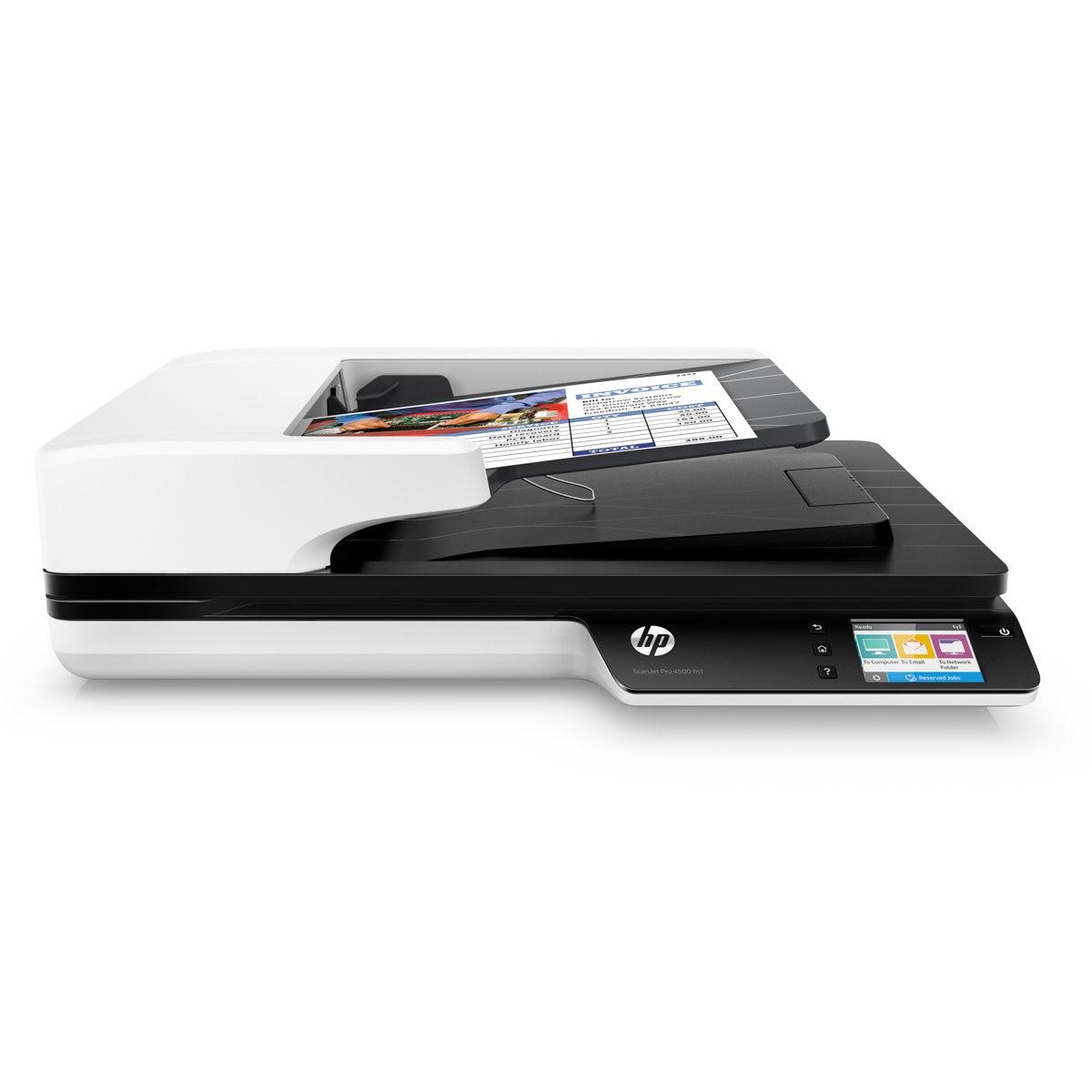 Fotografie Scanner HP Scanjet Pro 4500, A4