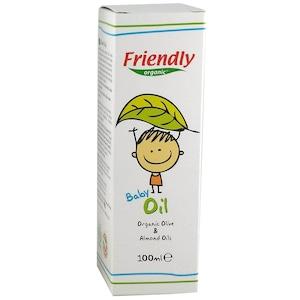Gyerek testápoló olaj