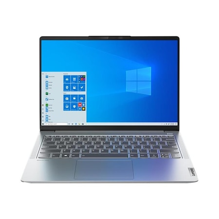 "Лаптоп Lenovo IdeaPad 5 Pro 14ACN6, 82L70011BM.250SSD, 14"", AMD Ryzen 7 5800U (8-ядрен), NVIDIA GeForce MX450 (2GB GDDR6), 16GB 3200MHz DDR4 onboard, Сив"
