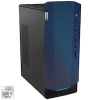 Настолен компютър Gaming Lenovo IdeaCentre G5 14IOB6, Intel® Core™ i7-10700F up to 4.80 GHz, 16GB DDR4, 512GB SSD M.2 PCIe + 1TB HDD, GeForce RTX 3060 12GB GDDR6, No OS