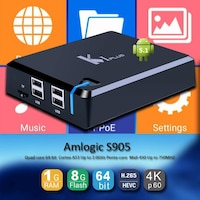 VENZ K1 Plus Android Streaming Box