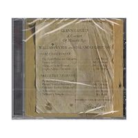 A CONSORT OF MUSICKE BYE BYRDE AND GIBBONS CD GLENN GOULD