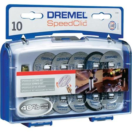 Set accesorii pentru taiat Dremel SC11