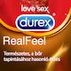 Durex Real Feel óvszer, 16 db