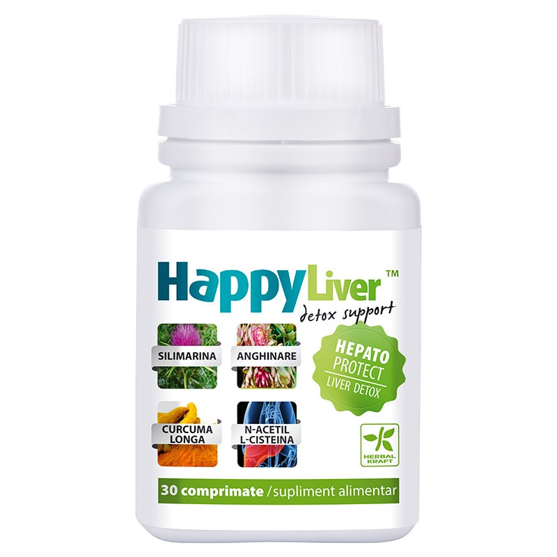 pastile pentru detoxifierea ficatului