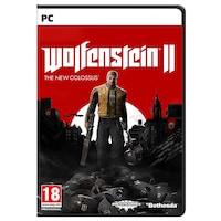 Wolfenstein 2 The New Colossus PC Játékszoftver