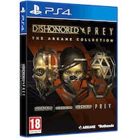 Dishonored And Prey: The Arkane Collection PlayStation 4 Játékszoftver