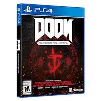 Doom Slayers Collection PlayStation 4 Játékszoftver