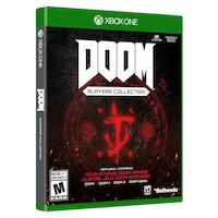 Doom Slayers Collection Xbox One Játékszoftver
