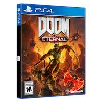 Doom Eternal PlayStation 4 Játékszoftver
