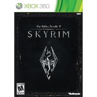 Elder Scrolls V Skyrim Xbox 360 Játékszoftver
