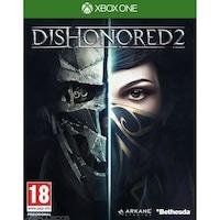 Dishonored Ii 2 Xbox One Játékszoftver