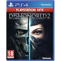 Dishonored Ii (2) PlayStation 4 Játékszoftver