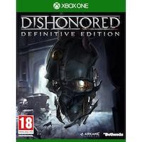 Dishonored Definitive Edition Xbox One Játékszoftver