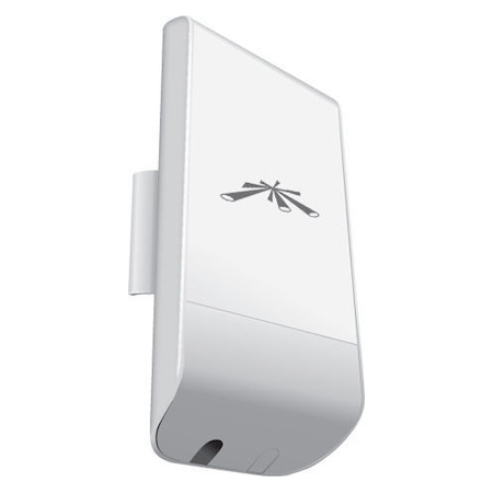 Access Point Ubiquiti NanoStation LocoM5, 5Ghz, 13 dBi, 1 x 10/100 Ethernet Port, 32Mb SDRAM, 8MB Flash, Комплект за монтиране