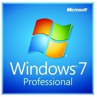 Windows 7 Professional 32bit magyar elektronikus liszensz COA matricával