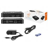 LTC Smart TV Box TV okosító, Android, 4K UHD + Bluetooth kapcsolat