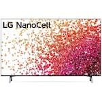 LG 55NANO753PR NanoCell Smart LED TV, 139 cm, 4K Ultra HD, HDR, webOS ThinQ AI