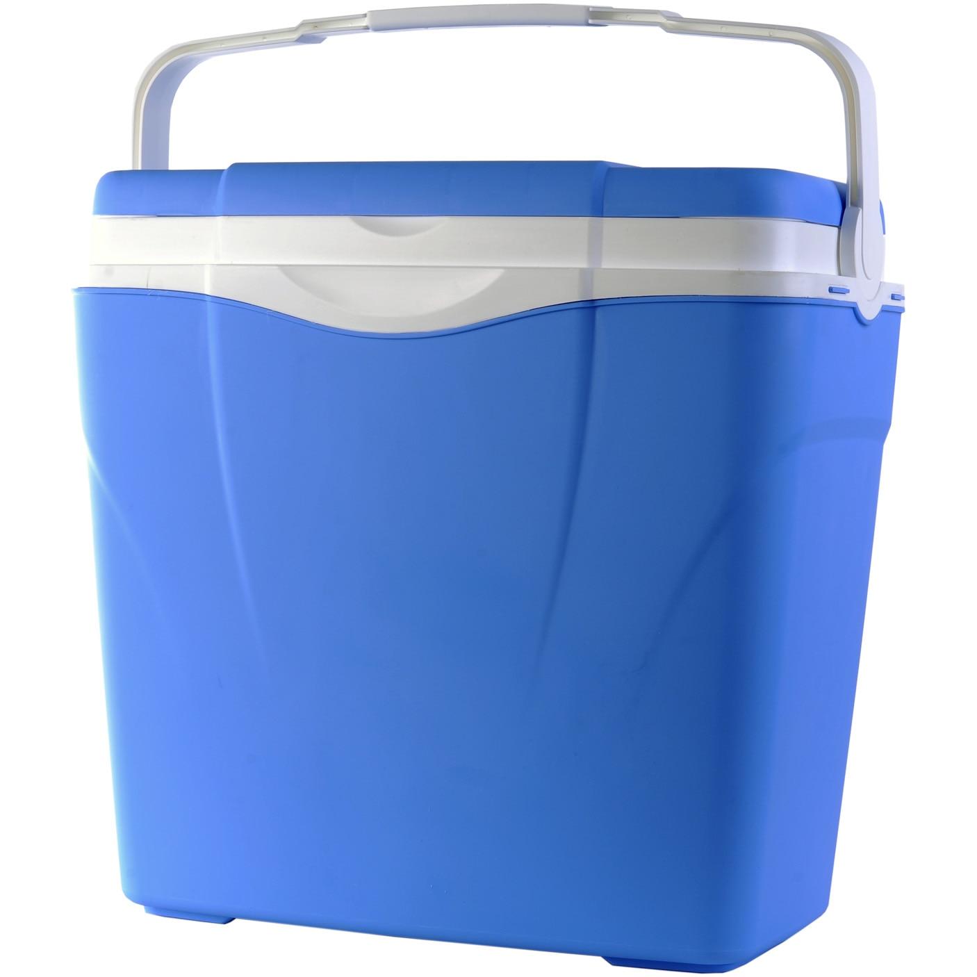 Fotografie Lada frigorifica pasiva Antartica, 24 litri, blue