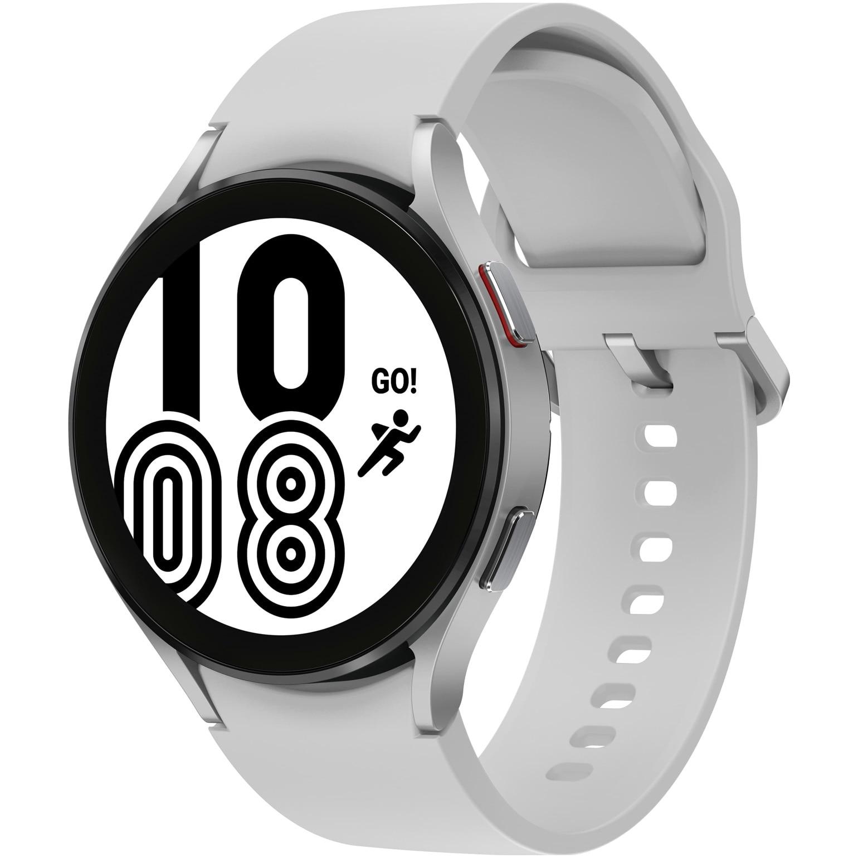 Fotografie Ceas smartwatch Samsung Galaxy Watch4, 44mm, BT, SILVER