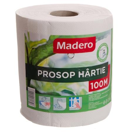 Кухненска хартия Madero, 2 пласта, 100 м