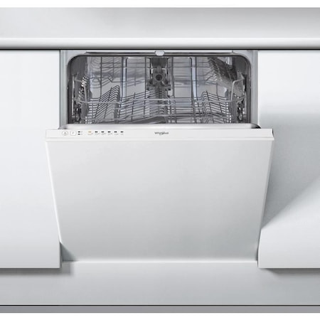 Masina de spalat vase incorporabila Whirlpool WIE 2B19, 13 seturi, 6 programe, Clasa A+, Conexiune apa calda, 60 cm