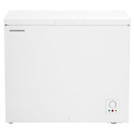 Lada frigorifica Heinner HCF-250A+, 250 l, Clasa A+